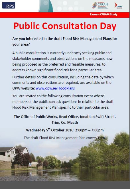 Trim Flood Risk Management Plan